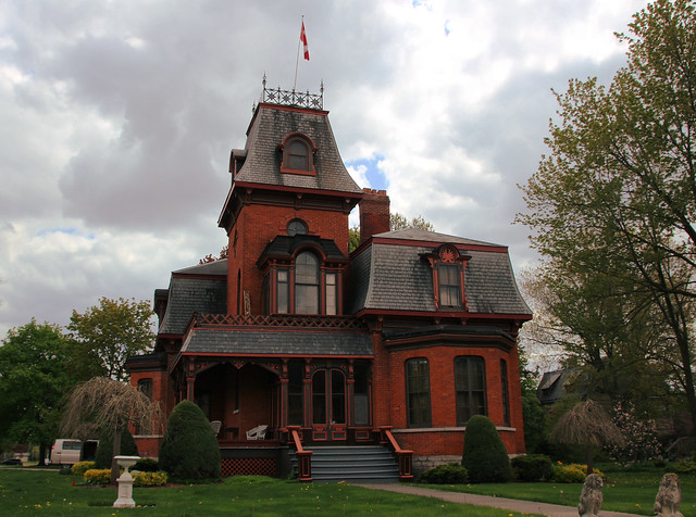 St Mary's Ontario ~ Canada ~ Architectural Work of Art