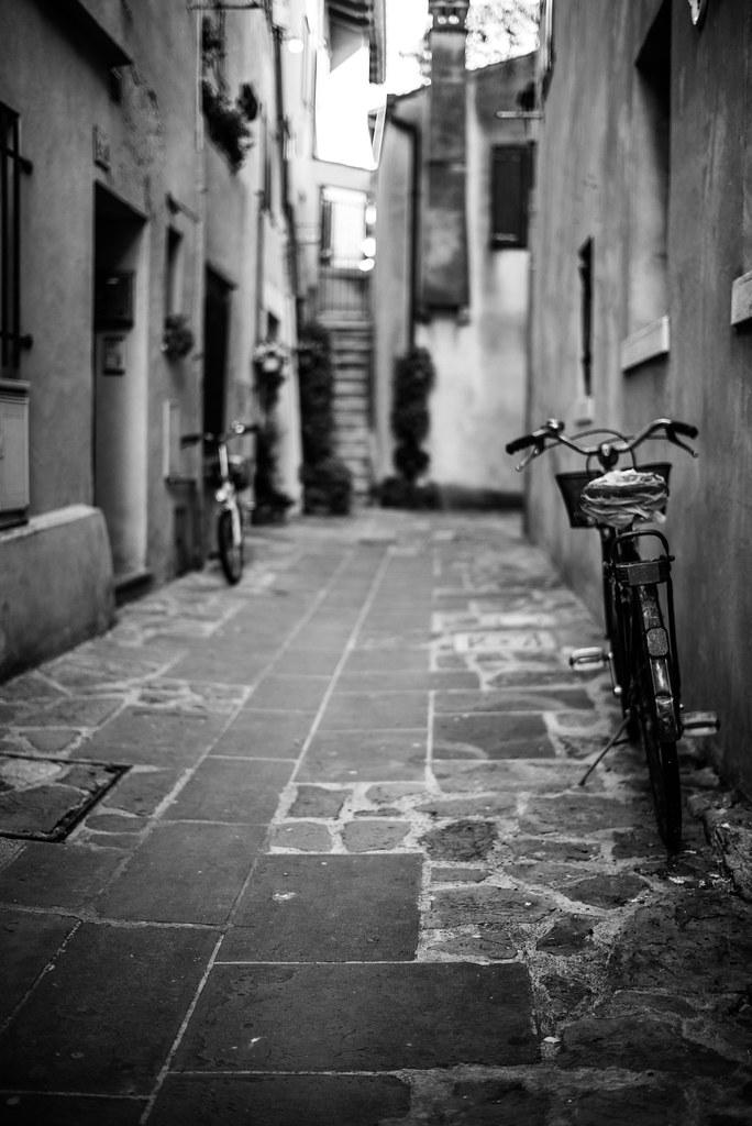 Calm Alley at Grado