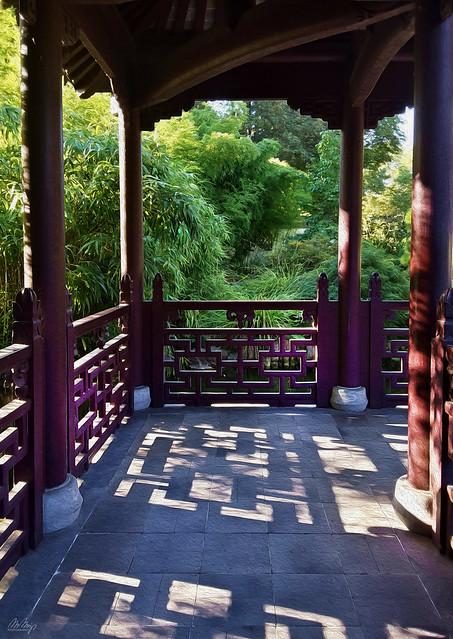 Frankfurt Chinese Garden