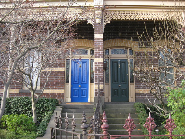 A Pair of Victorian Terraces – Fitzroy North