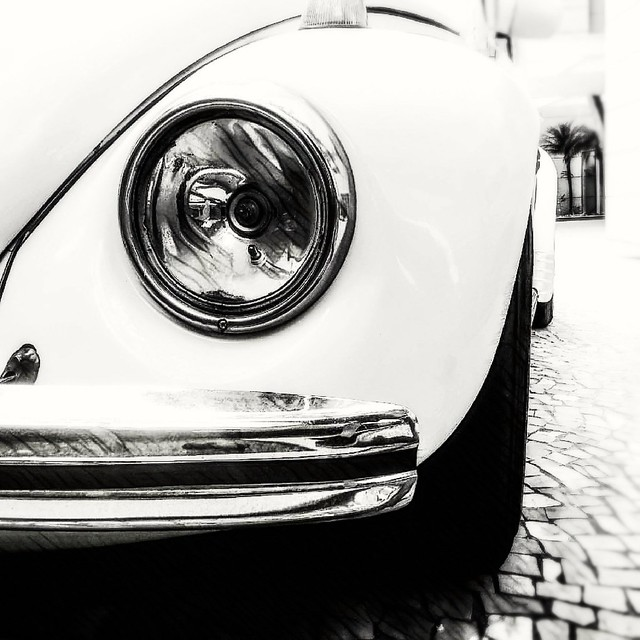 classic, in black and white