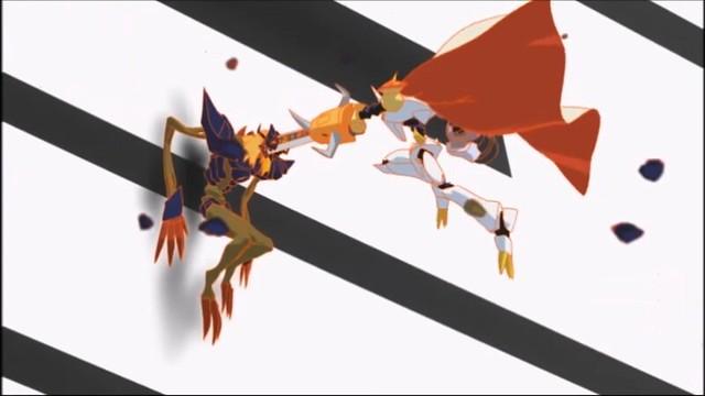 再現最終決戰名場景!G.E.M.《數碼寶貝大冒險 我們的戰爭遊戲!》奧米加獸 VS 超惡魔獸(オメガモン VS ディアボロモン)