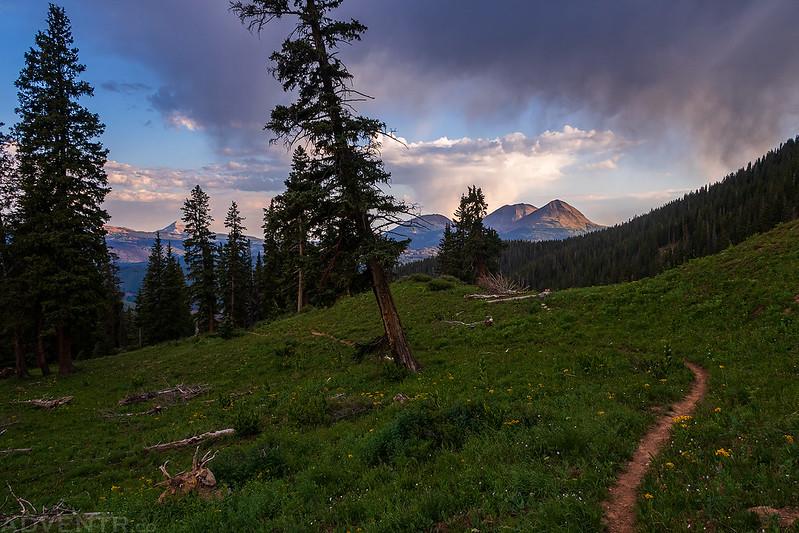 East Fall Creek Trail