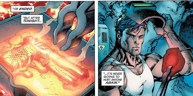 藏在蝙蝠俠標誌背後的DC宇宙超級武器