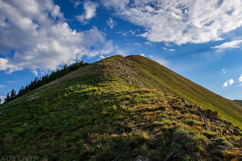 Elliott Mountain Ridge
