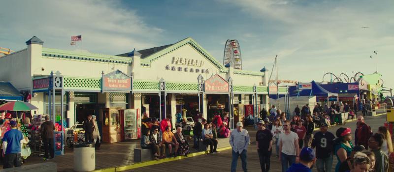Playland Arcade Santa Monica