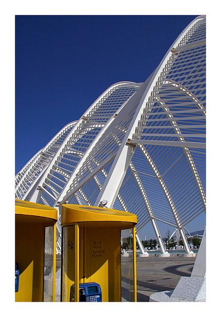 Callin' Calatrava (Esplanade OAKA 2)