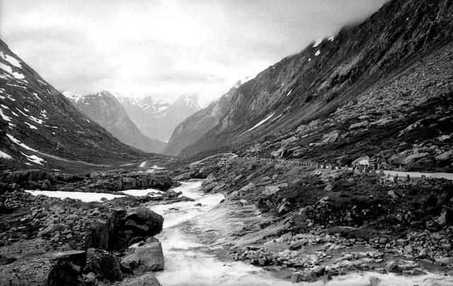 Gamle Strynefjellsveg | Rollei 35 S