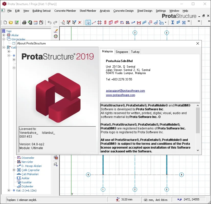 Working with ProtaStructure Suite Enterprise 2019 SP2 full