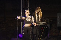 #Pornichet - Concert de Amina Cadelli, @flechelove au @festivalrencarts.