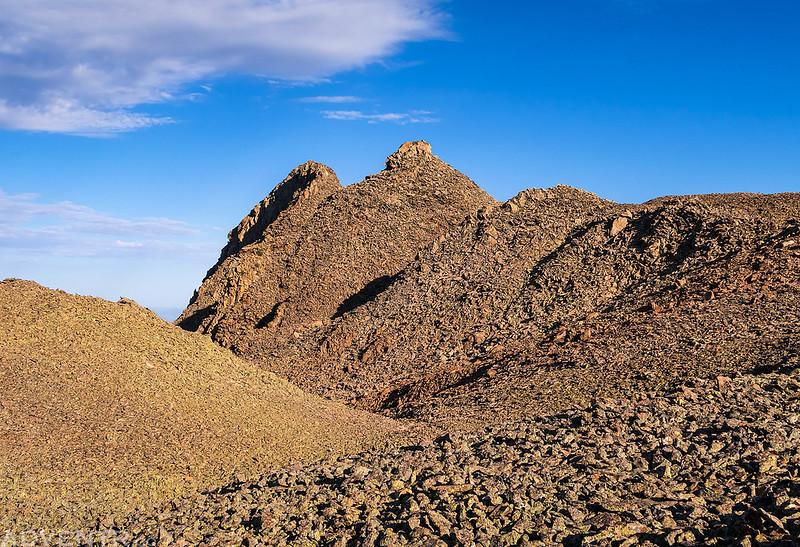 Groundhog Mountain Top