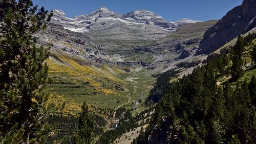 Parque Nacional de Ordesa y Monte Perdido (Pirineos)