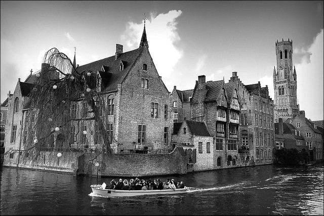 on the dijver