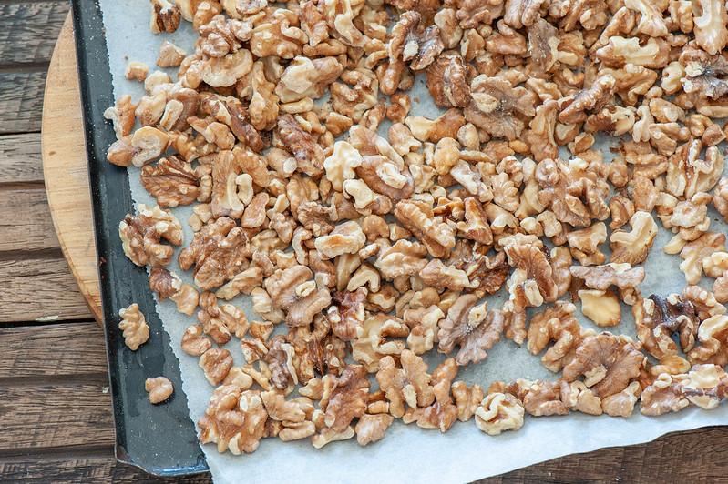 Roast Walnuts