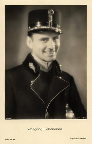 Wolfgang Liebeneiner in Liebelei (1933)