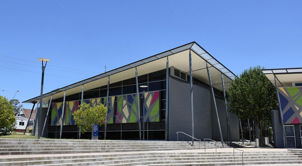 The Greg Percival Libary, Ingleburn, Sydney, NSW.