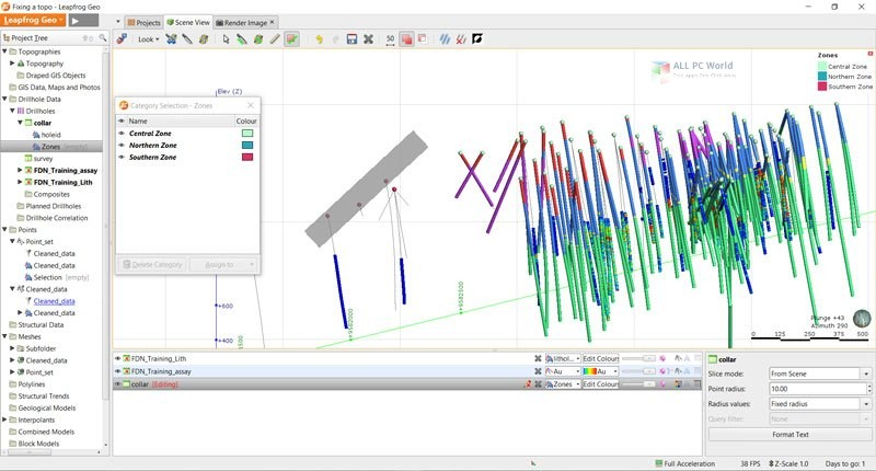 ARANZ Geo Leapfrog 4.0-Geothermal 3.2- Hydro 2.8.3-Mining 2.6 full