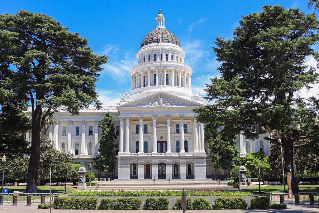 Sacramento , Capitol, 2020.07.10 (08) 1