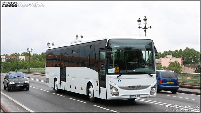 Iveco Bus Crossway – Alternative Tourisme