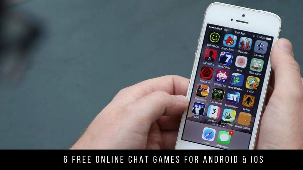 6 Free Online Chat Games For Android & iOS