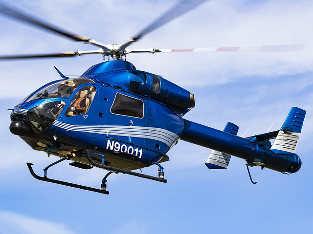Hirecopter INC  | MD Helicopters MD-902 Explorer | N90011