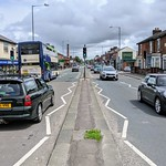 Busy Blackpool Road once again