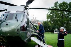 President Trump Travels to Florida