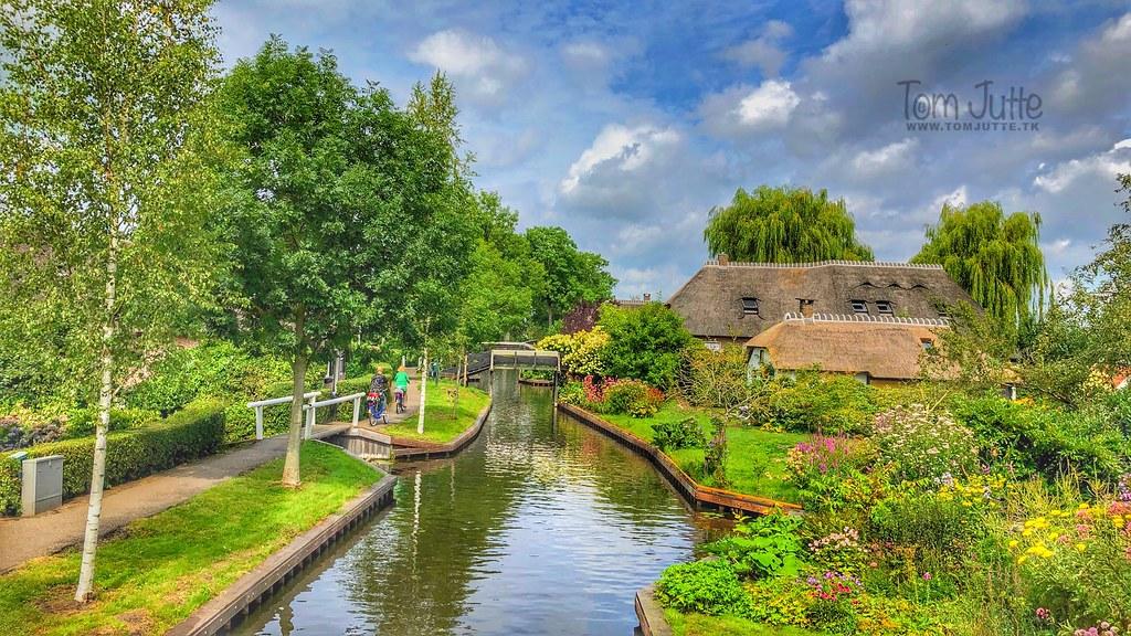 Giethoorn, Overijssel, Netherlands - 4278