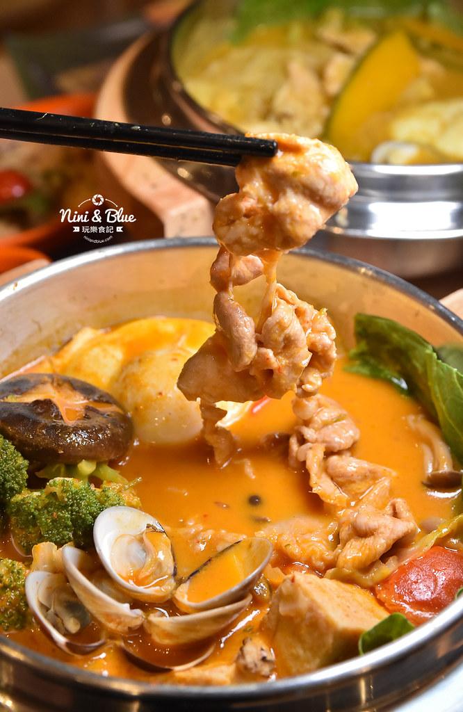 台中泰式料理 東泱宮  新光三越美食28