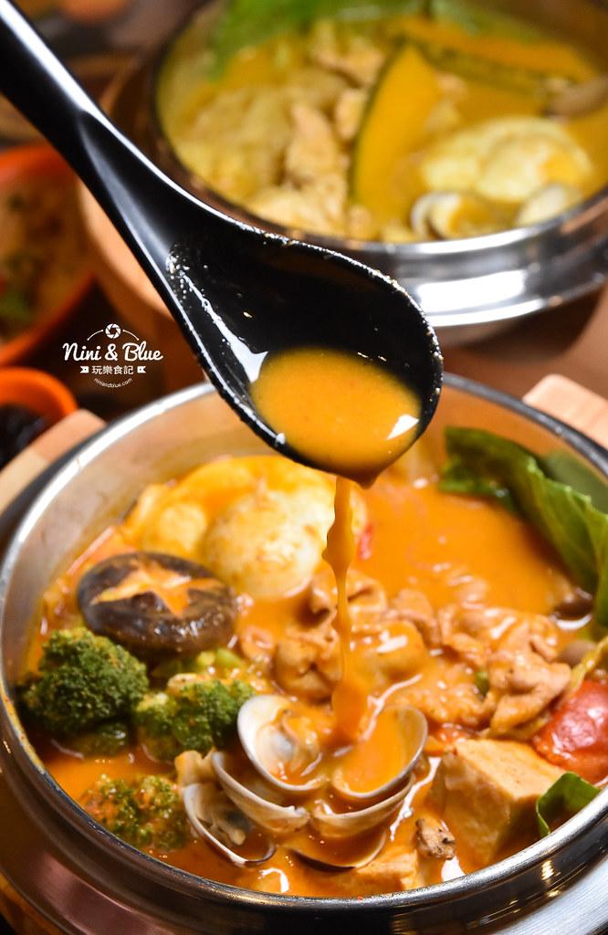 台中泰式料理 東泱宮  新光三越美食27