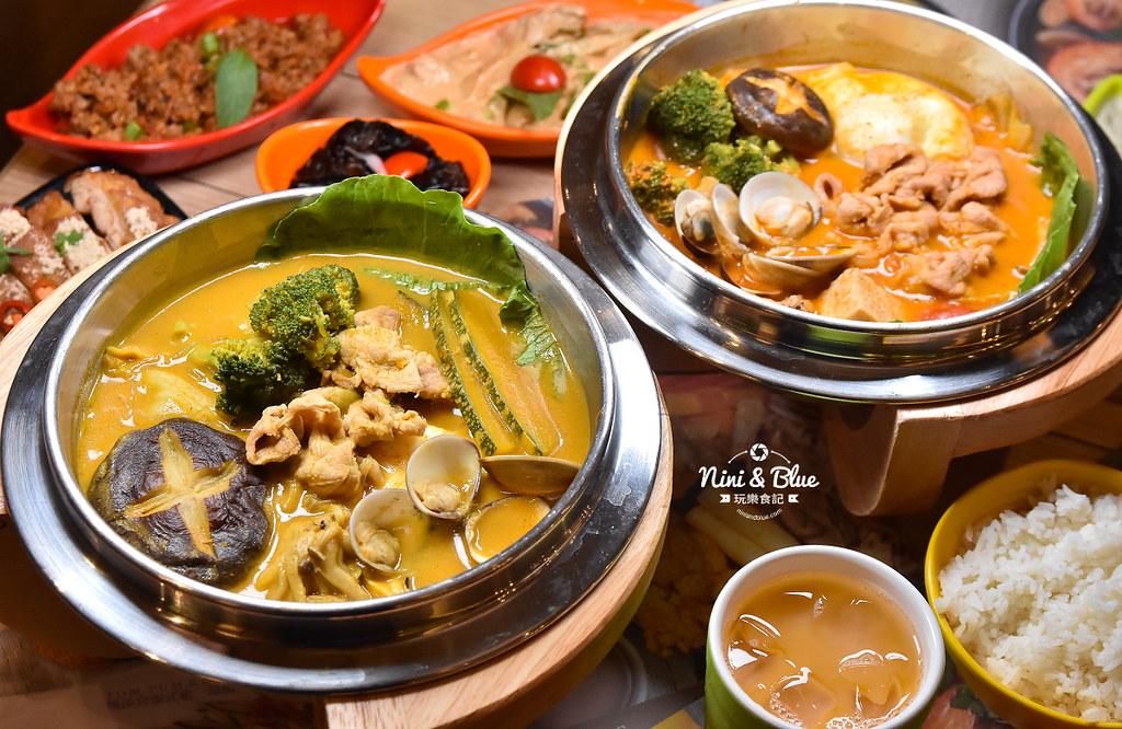 台中泰式料理 東泱宮 䳉泱宮 新光三越美食23