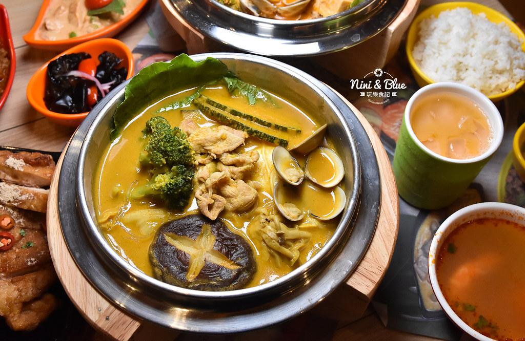 台中泰式料理 東泱宮  新光三越美食21