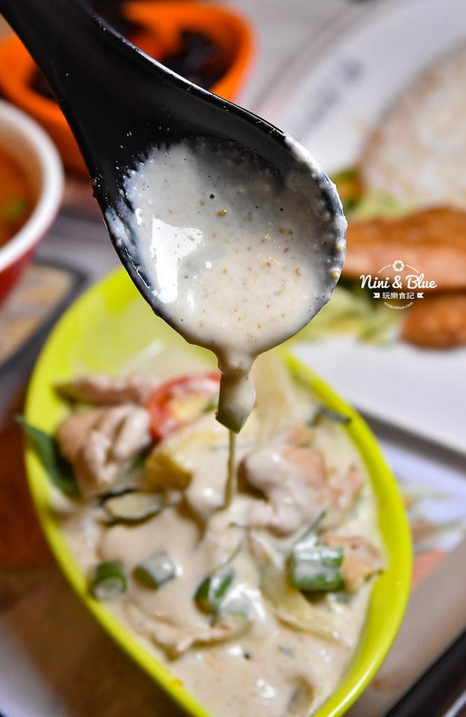 台中泰式料理 東泱宮  新光三越美食12