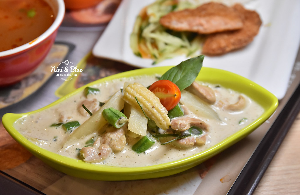 台中泰式料理 東泱宮  新光三越美食10