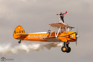 AeroSuperBatics Wingwalkers | by Dan Elms Photography