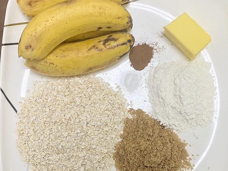 Banana Crisp