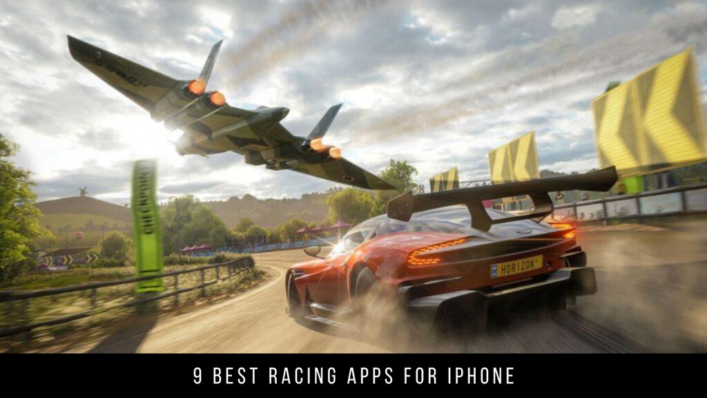 9 Best Racing Apps For iPhone