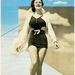 Mon, 2020-08-03 13:06 - Australia Black White Blue. a poster by Max Dupain. 1937 PSXeditfrm