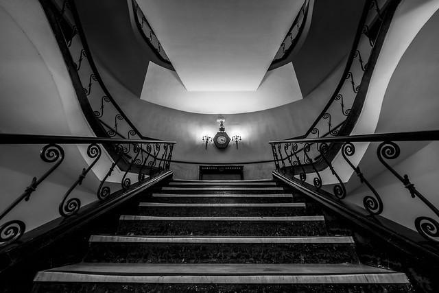 Ateneo Stairwell