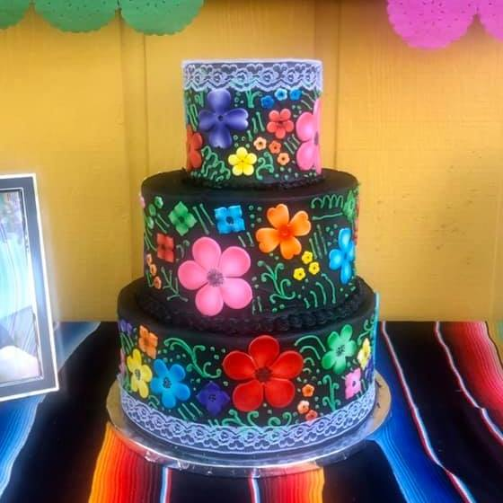 Cake by Persect Custom Cakes