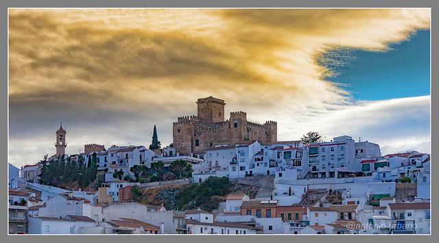 Castillo de Espejo // Espejo Castle