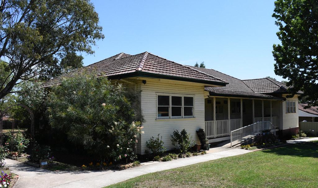 Kennett War Memorial Hall, Glenfield, Sydney, NSW.