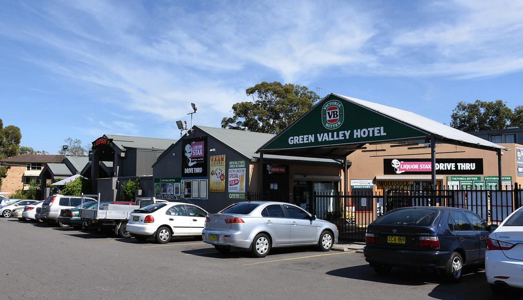 Green Valley Hotel, Cartwright, Sydney, NSW.