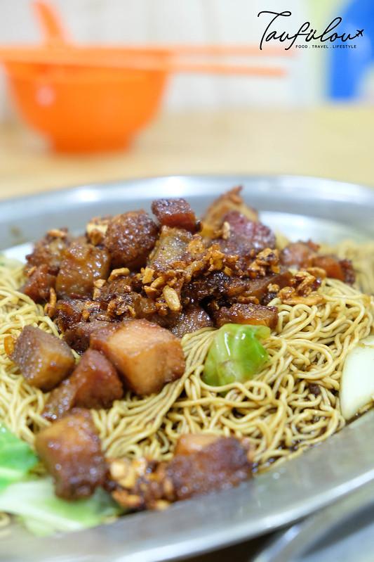 Seng Kee famous pork noodle