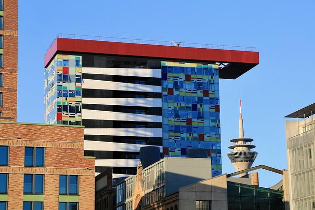 Düsseldorf Collage