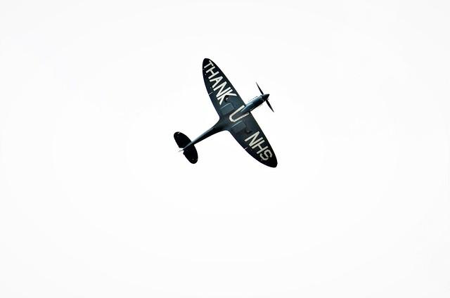 Vickers Supermarine Spitfire PL983 (G-PRXI)