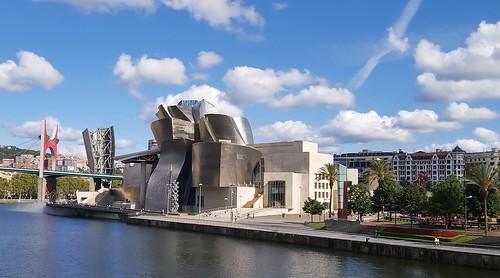 Bilbao y el Guggenheim