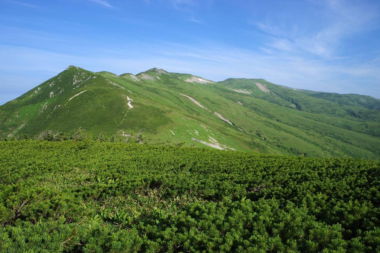 薬師岳~黒部五郎岳 1泊2日縦走登山
