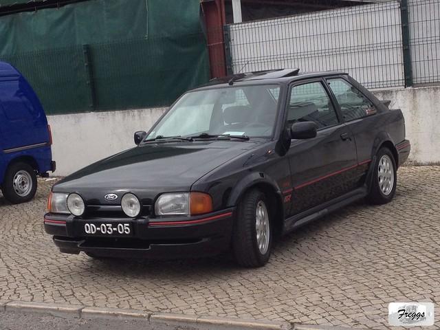Ford Escort XR3i - Moita