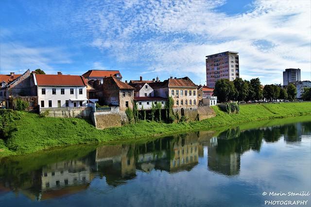 Karlovac, Croatia - Just a little peek to my hometown on river Kupa...